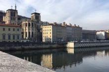 里昂索恩河,又见欧洲油画般景色