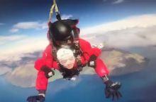 第一次跳伞