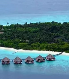 [马代游记图片] 一岛一酒店,你该怎么选?