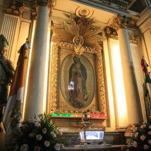 瓜达拉哈拉大教堂旅游景点攻略图