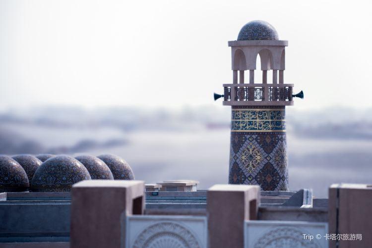 穆罕默德·伊本·阿卜杜勒·瓦哈卜阿訇酋長清真寺4