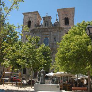 圣依德方索教堂旅游景点攻略图