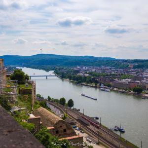 埃伦布赖特施泰因要塞旅游景点攻略图