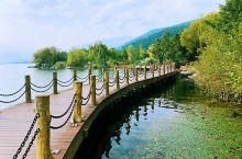 #打卡赢大奖#你想静静的晒太阳就去西昌邛海吧