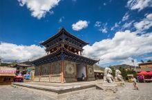 """被誉为""""海藏咽喉""""的丹噶尔古城。"""