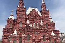#瓜分10000元#莫斯科红场