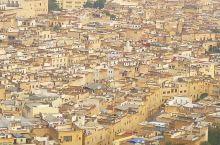 摩洛哥菲斯古城