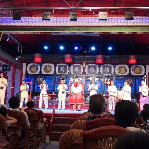蜀风雅韵川剧院旅游景点攻略图