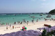 泰国芭提雅海滩