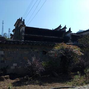 程氏宗祠旅游景点攻略图
