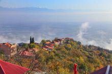 高加索最美山城,带你回到童话故事里