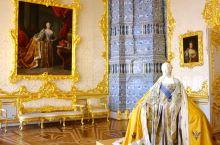俄罗斯圣彼得堡 叶卡捷林娜宫