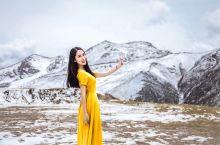 青海环游记,达坂山遇见那一场雪