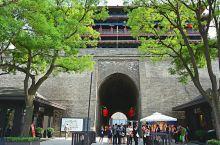 西安城墙——历史的厚重感