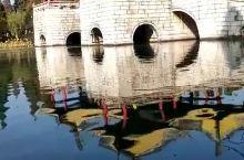 五亭桥怎么可以这么美!