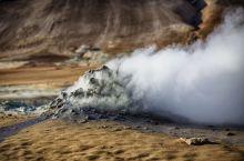 冰岛米湖地热区