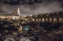大卫塔灯光秀,最优雅美丽的以色列历史画卷