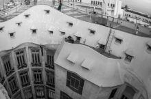 米拉之家,我最喜欢的巴塞罗那建筑