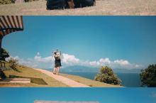 我们选择了人少的塔门岛,当然好看的代价就是麻烦
