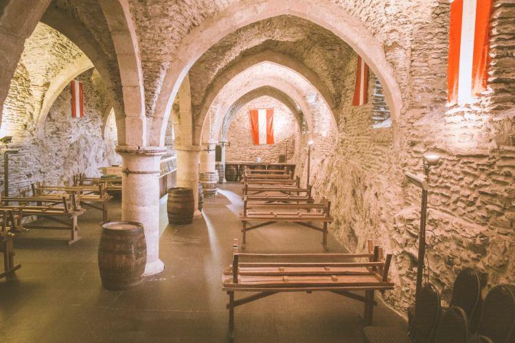 Vianden Castle1
