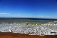 北方最浪漫的海滩,大连金石滩