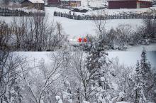 最美冬季雪景