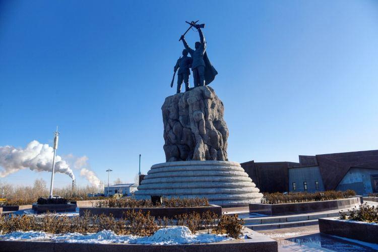 세계 반파시즘 전쟁 하이라얼 기념원4