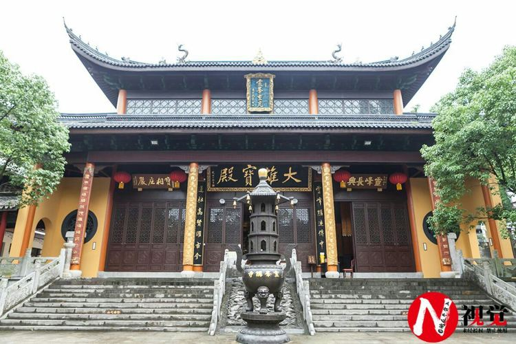 Lingfeng Temple2