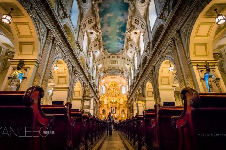 魁北克聖母大教堂1