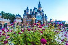 越南这个地方的乐园原来还隐藏着一个梦幻的童话城堡