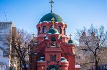 哈尔滨最特别的地方,一个路口三个国家教堂