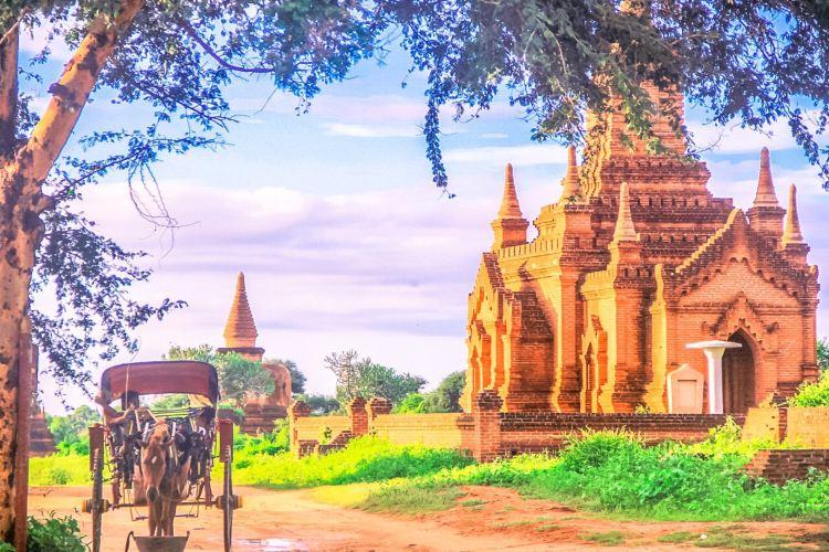 Ananda Temple4