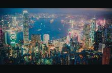 太平山夜景香港最美夜景