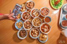 沙巴| 加雅街三十年老字号--佑记肉骨茶