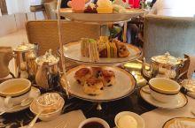 #我的新年照相馆# 在半岛酒店感受英式圣诞风的下午茶