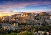 茉莉花城雅典,古老国度经典5日游