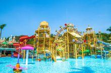 中山最大的水上乐园~长江水世界