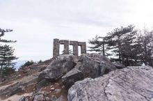 大别山主峰海拔1777米的登顶的难忘经历
