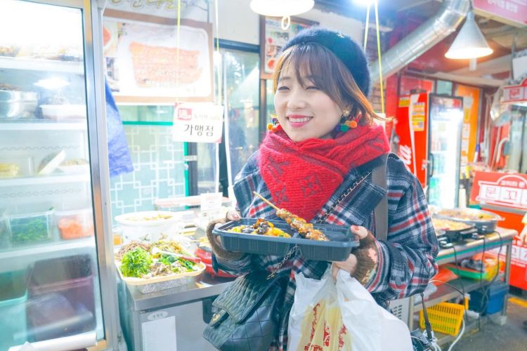 Tongin Traditional Market(西村 通仁市場)2