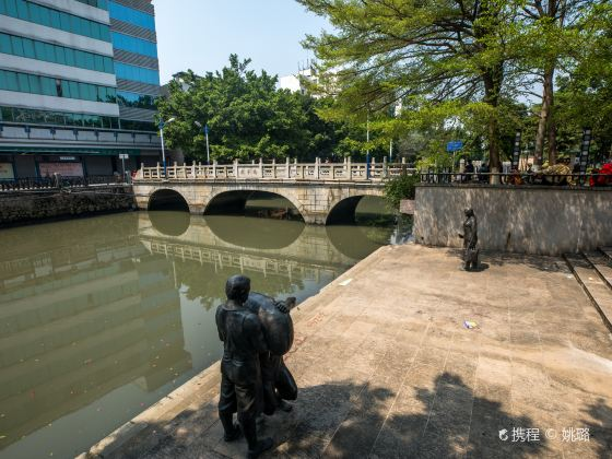 Daliang No.1 Wharf Former Site (Northeast Gate)