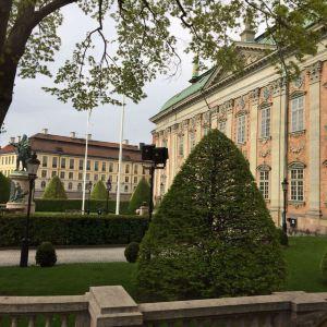 斯德哥尔摩王宫旅游景点攻略图