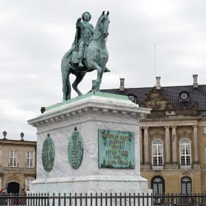 哥本哈根旅游景点攻略图