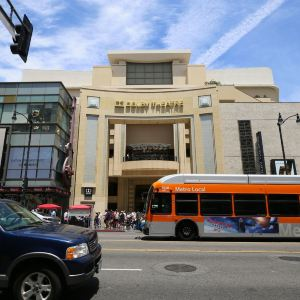 杜比剧院旅游景点攻略图