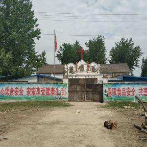 刘邓大军会合纪念碑旅游景点攻略图