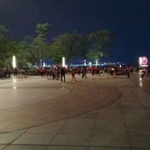 七星岩牌坊广场旅游景点攻略图