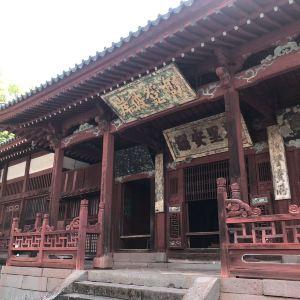 崇福寺旅游景点攻略图