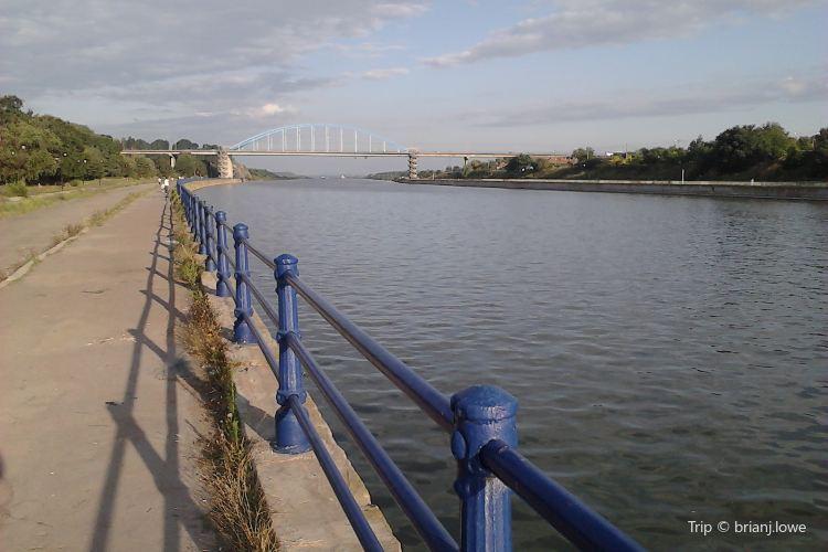 Danube Canal (Donau Kanal)2