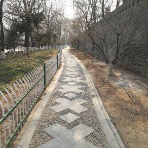 汉王公园旅游景点攻略图