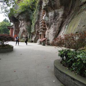圆觉洞摩崖造像风景区旅游景点攻略图