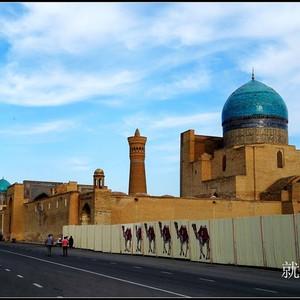 乌兹别克斯坦游记图文-2019年出游第三站--乌兹别克斯坦